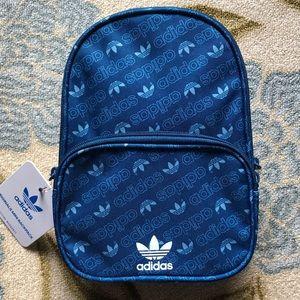 Adidas Blue Mini Backpack